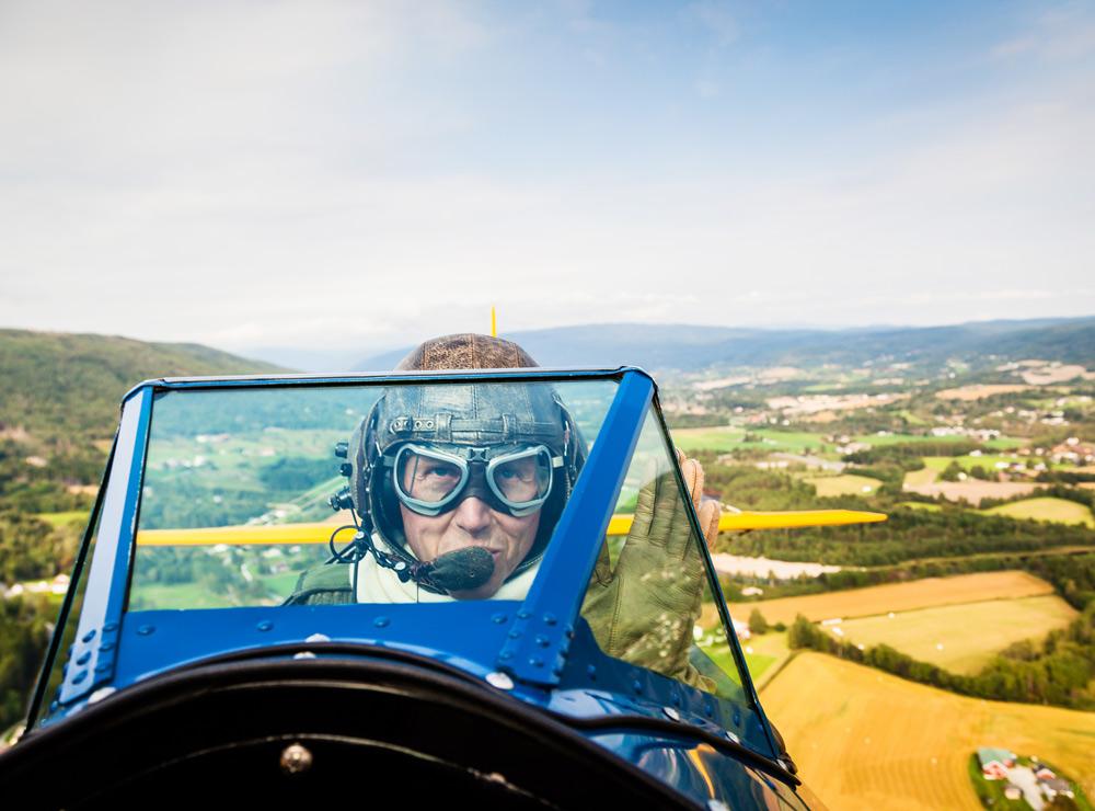 runar vassbotten sjef og pilot flying aces