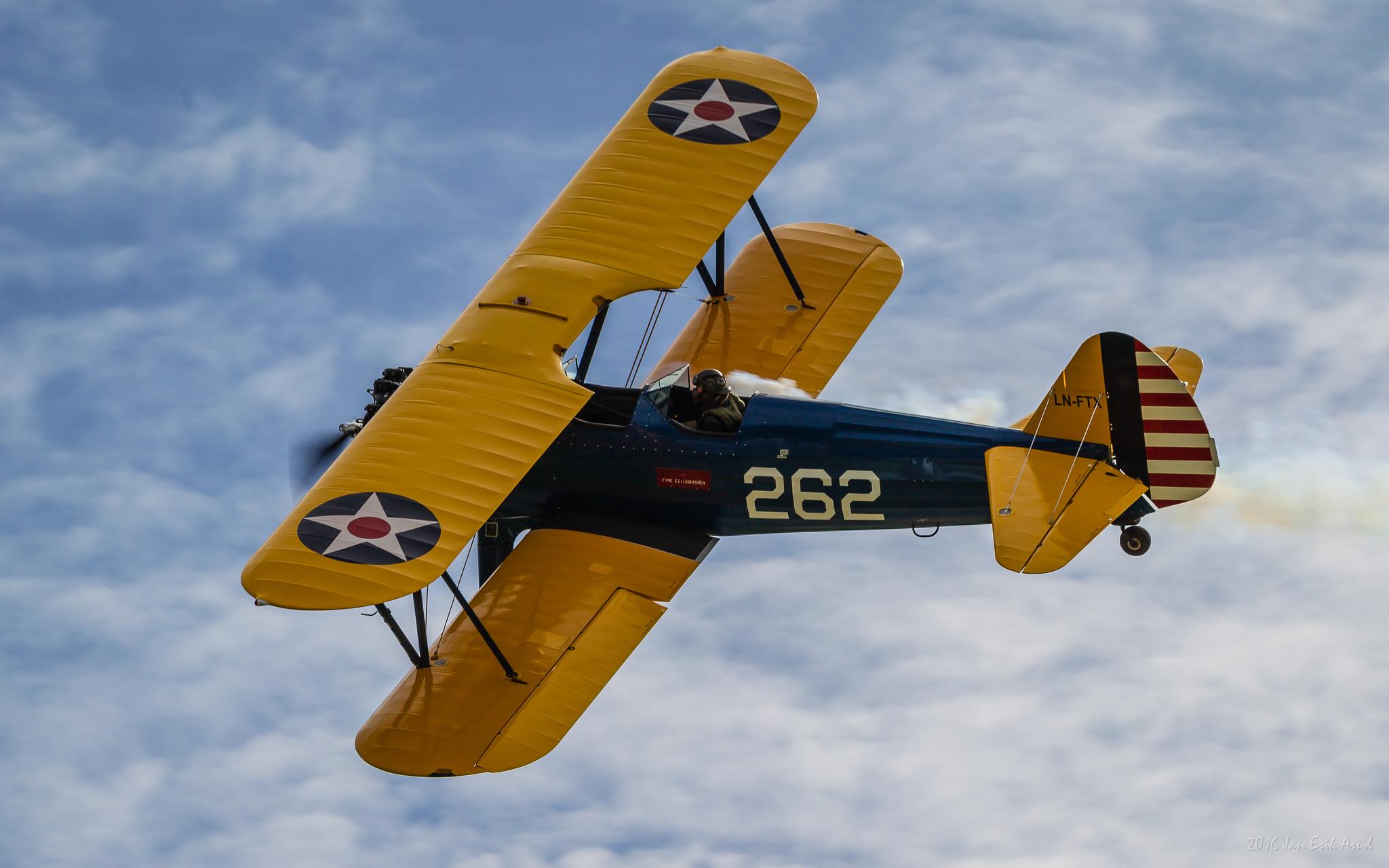 Stearman - Flying Aces